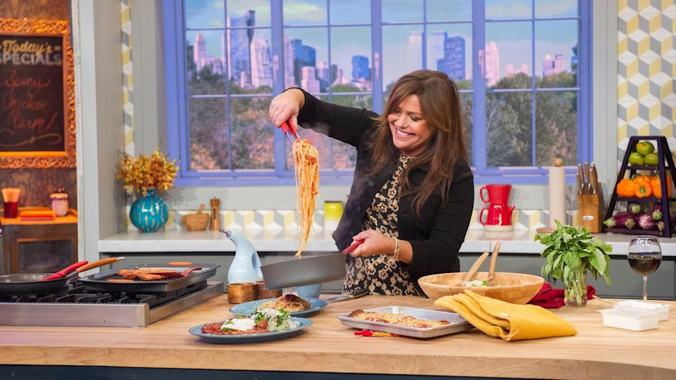 """To celebrate the release of her 26th cookbook, """"Rachael Ray 50,"""" on October 15th, Rach is sharing some of the recipes from the book on our show."""