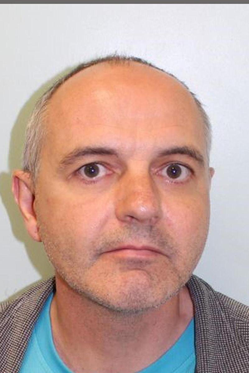 Son: Darren Darvill also abused one of the victims (Metropolitan police)
