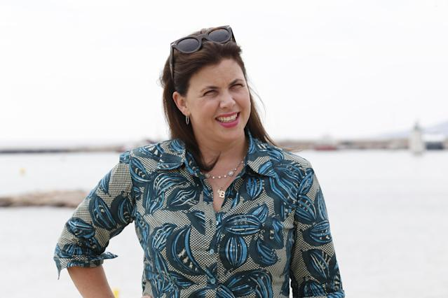 Kirstie Allsopp has little interest in getting married. (Photo by VALERY HACHE/AFP via Getty Images)