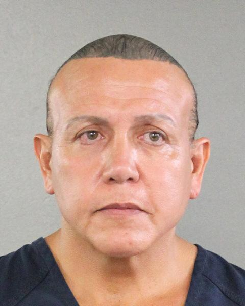 United States  mail bomb suspect indicted on 30 counts