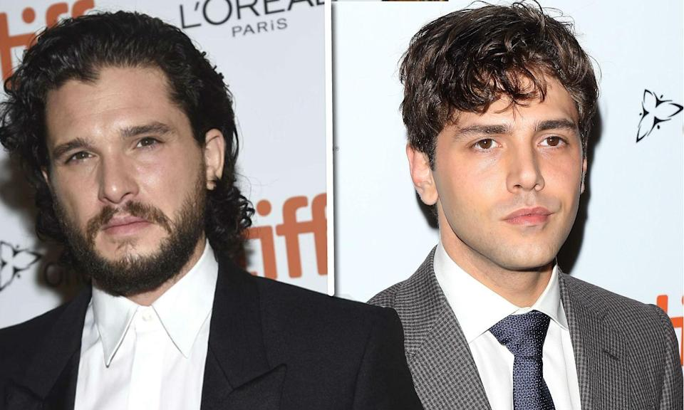 Kit Harington and Xavier Dolan defend straight actors' right to play LGBTQ characters