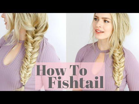 "<p>The messier the fishtail, the better—don't worry about getting it perfect.</p><p><a href=""https://www.youtube.com/watch?v=be6jGqWmu4g"" rel=""nofollow noopener"" target=""_blank"" data-ylk=""slk:See the original post on Youtube"" class=""link rapid-noclick-resp"">See the original post on Youtube</a></p>"