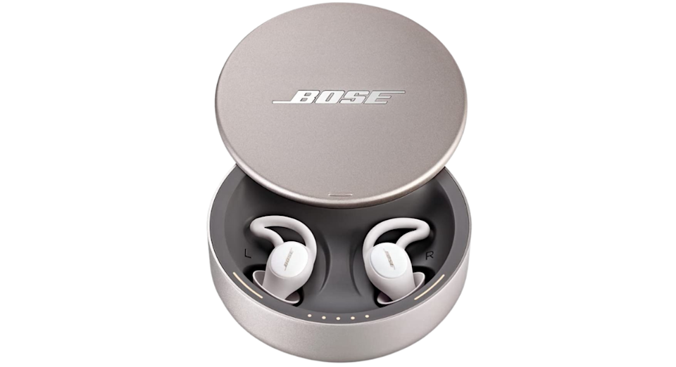 Drift off to sleep with these comfy earbuds. (Photo: Amazon)