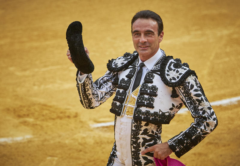 Enrique Ponce. (Foto: Fermin Rodriguez / Getty Images)