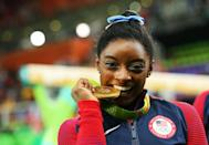 <p><strong>Claim to fame: </strong>Olympic gymnast</p><p><strong>Why she's extraordinary: </strong>Part of the gold-winning U.S. women's artistic gymnastics team at the 2016 Rio de Janeiro Olympics, Biles is a highly decorated gymnast in her own right. She's the first female gymnast to win three World all-around titles in a row; the most decorated American gymnast with 30 total World and Olympic medals; and she's won the most World Championship medals by a woman gymnast in history (25), including 19 gold.</p>