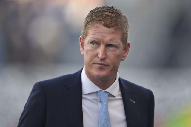 Philadelphia Union coach Jim Curtin (Derik Hamilton/USA Today)