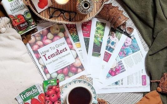 Lisa-Marie and Joe's best-selling e-book - The Tomato Club