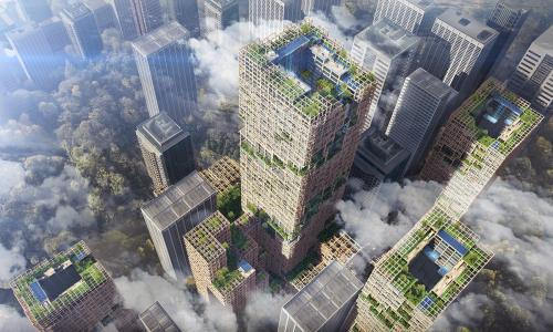 Do you want beautiful, sustainable and safe tall buildings? Use wood