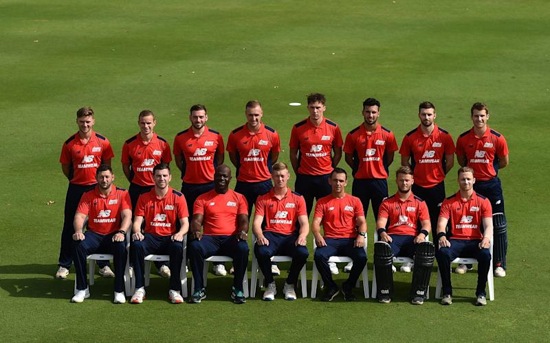 North squad - Credit: GETTY IMAGES