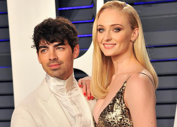Sophie Turner 'loving' being in coronavirus lockdown with hubby Joe Jonas
