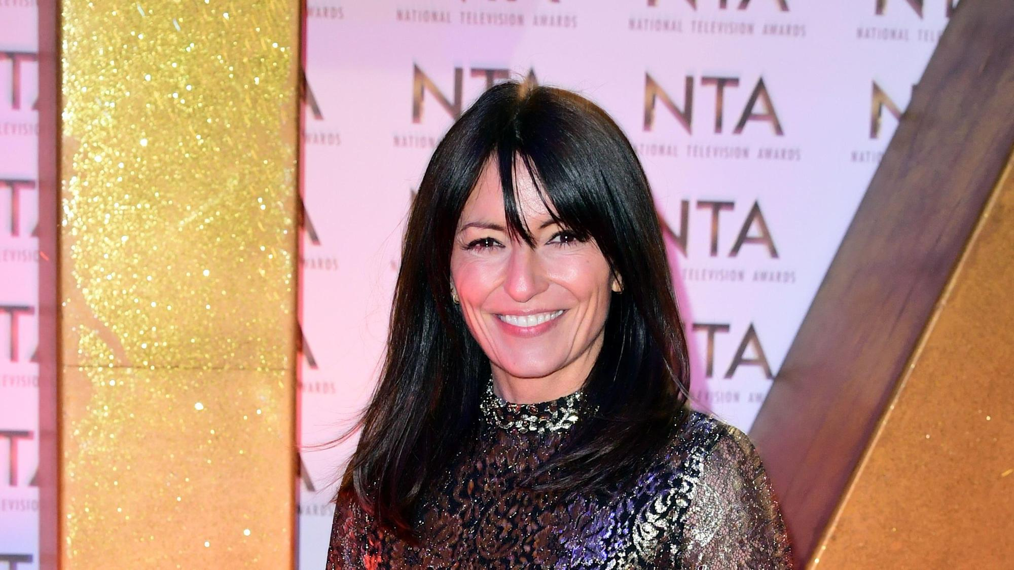 Davina McCall thought she was developing Alzheimer's when she hit menopause