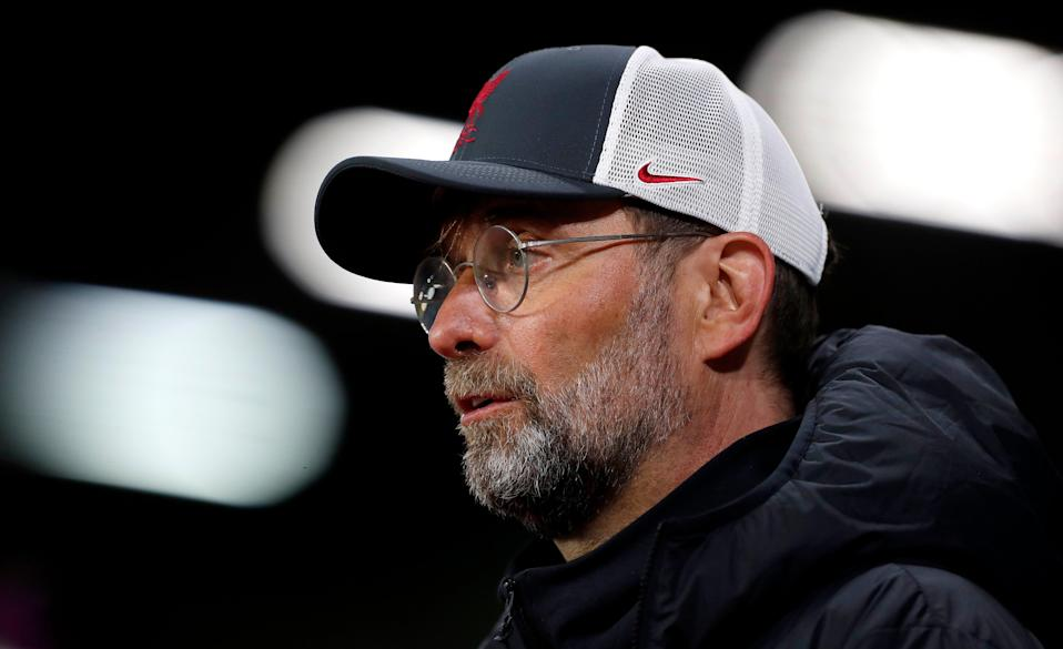 Klopp's team will take on Southampton (Getty Images)