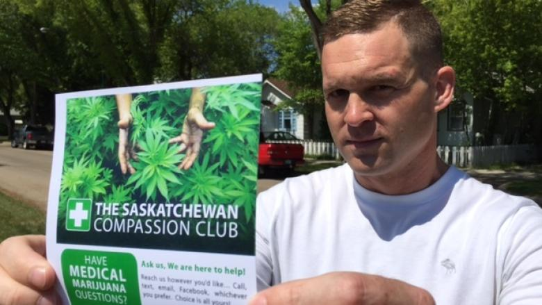 Pot prosecution 'hypocritical' while legalization looms: dispensary owner