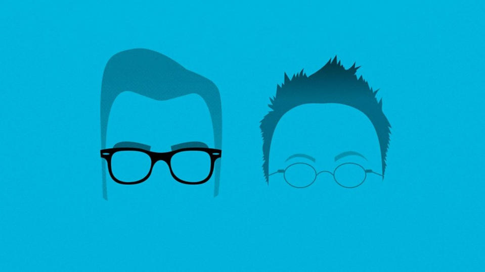 Logo for 'Wittertainment'. (Credit: BBC)