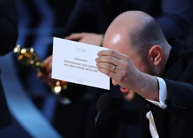 The Oscars 2017