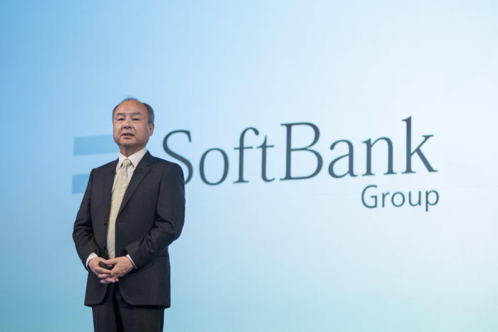 Masayoshi Son, chairman and chief executive officer of SoftBank is a significant backer of Oyo. (Alessandro Di Ciommo/NurPhoto via Getty Images)