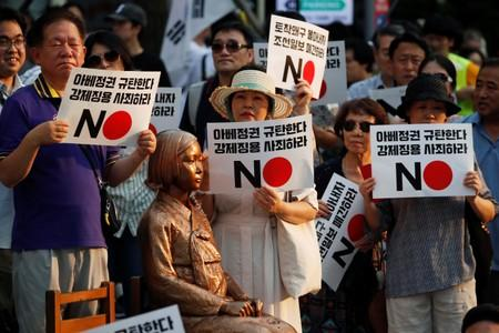 'Comfort woman' statue pulled from Japan exhibit after threats