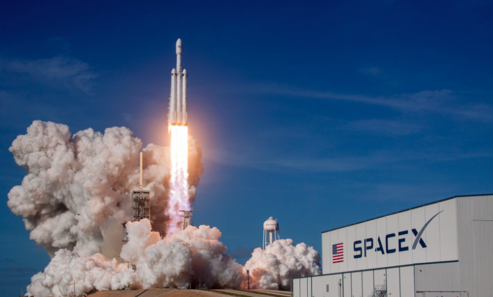 The SpaceX launch has been a success (Picture: SpaceX)