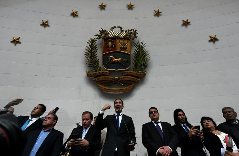 Venezuela's opposition has been in control of the National Assembly since 2015 elections