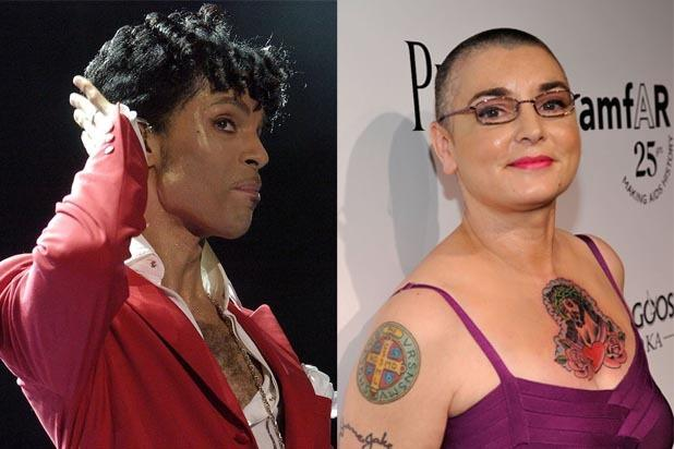 Sinead O'Connor posts weird Prince comments