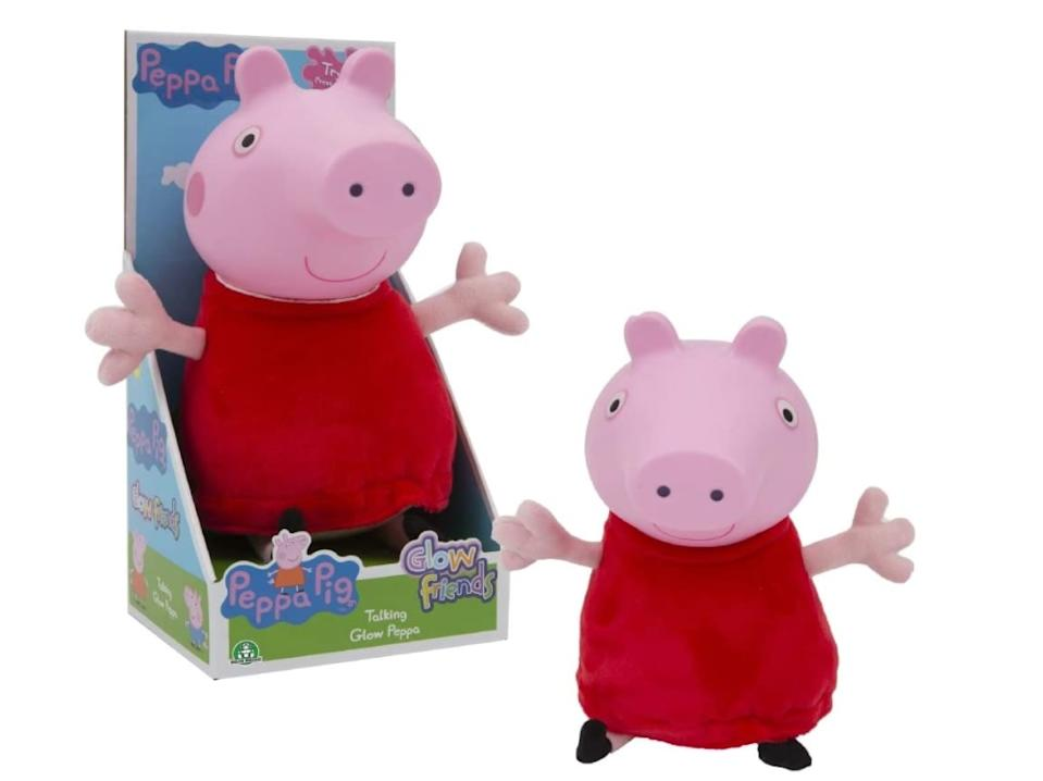 Peppa Pig Glow Friends Peppa con Suoni