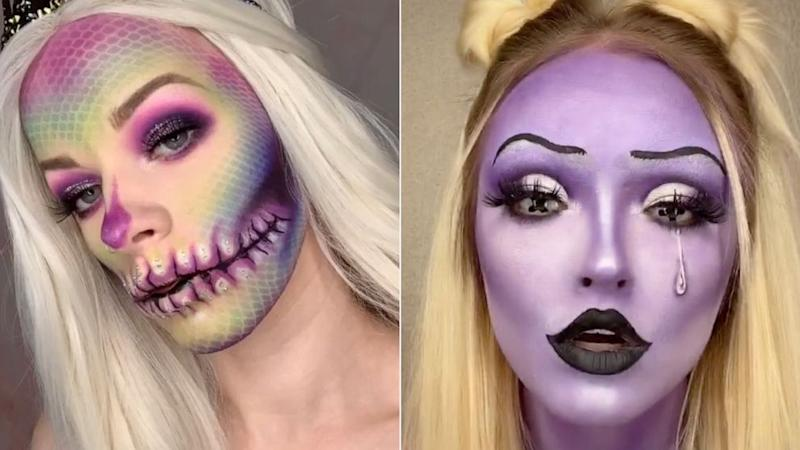 7 TikTok-approved Halloween makeup ideas to try this season