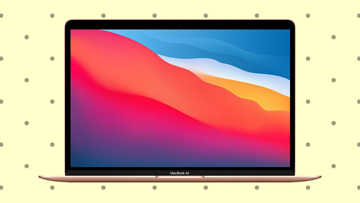 The newest Apple MacBook Air (yeah, the one with the M1 chip) is $100 off for post-Memorial Day! (Photo: Apple)