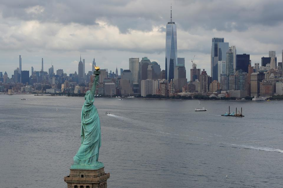 New York City has once again taken the top spot in the Global Financial Centres Index. (Reuters)
