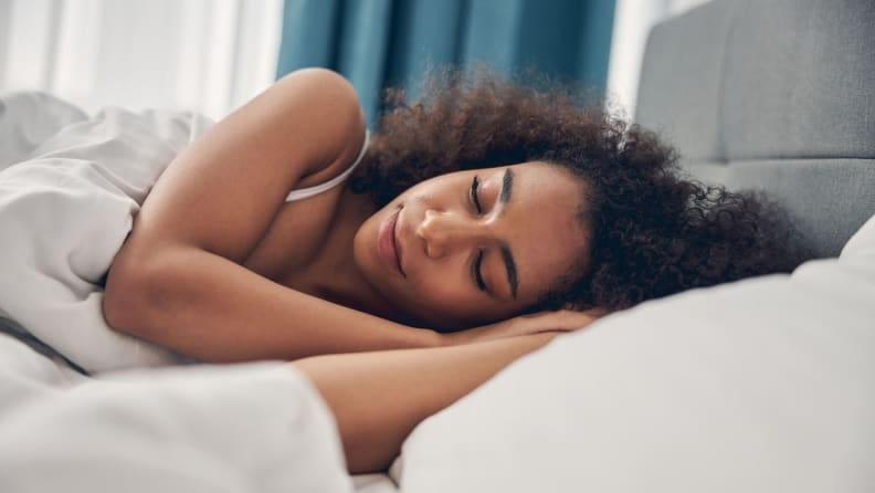 There isn't a sleep position that's inherently better. Rather, it's what's best for your body.