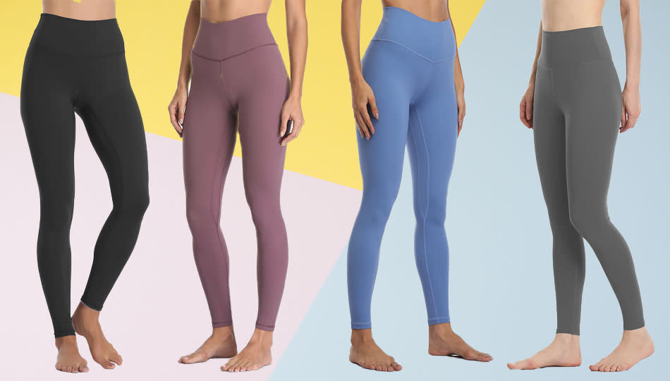 Is there such a thing as the perfect leggings? If so, these Colorful Koala leggings would be it, according to legions of fans. (Photo: Amazon)