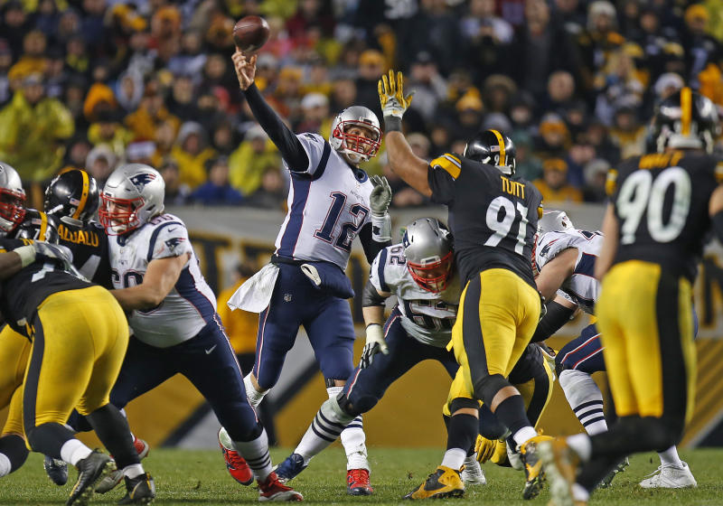 e885bb42 How to Watch the NFL Games Today Online for Free, Including Patriots ...