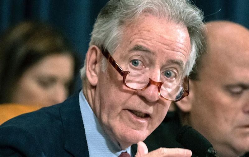 Rep. Richard Neal, chairman of the House Ways and Means Committee, is leading Democrats' quest for Trump's tax returns. (Photo: ASSOCIATED PRESS)