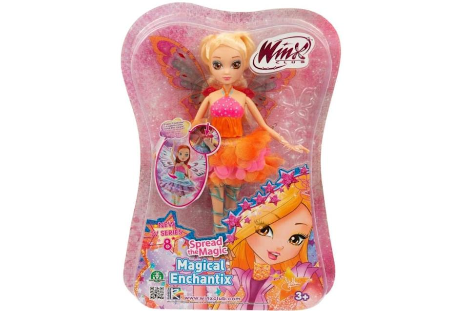 Winx Spinning Enchantix Stella