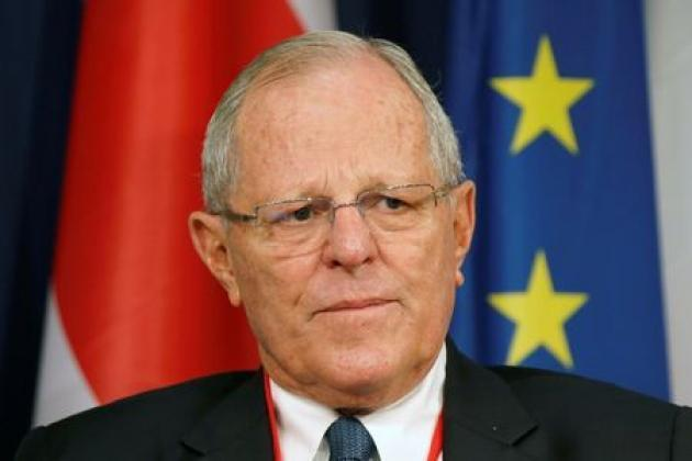 Peru's Kuczynski forms Cabinet, aims to placate Congress: sources