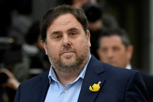 Public prosecutors have asked for a jail term of 25 years for former vice president Oriol Junqueras