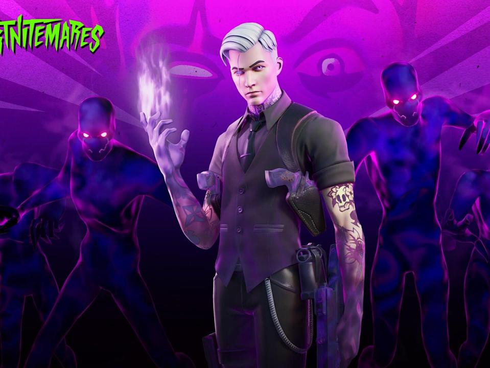 'Fortnite''s new Halloween event is enough to give you nightmares (Epic Games)