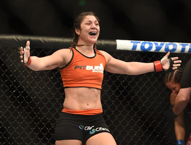 Ronda Rousey could find a new rival in Bethe Correia