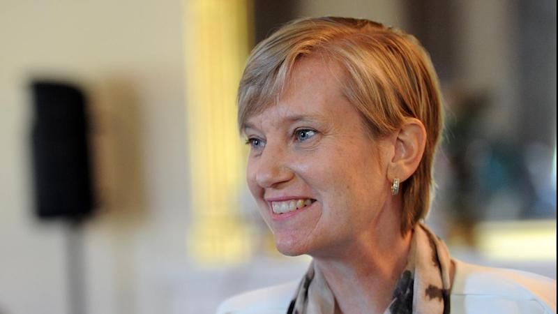 Fiona Richardson is being remembered on all sides of politics as a brave and fearless MP.