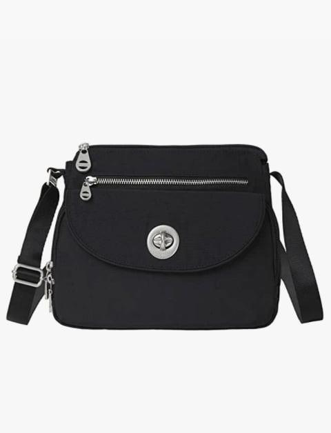 <p>This <span>Baggallini International Calais Crossbody Bag</span> ($78) is a timeless investment you'll reach for year after year.</p>