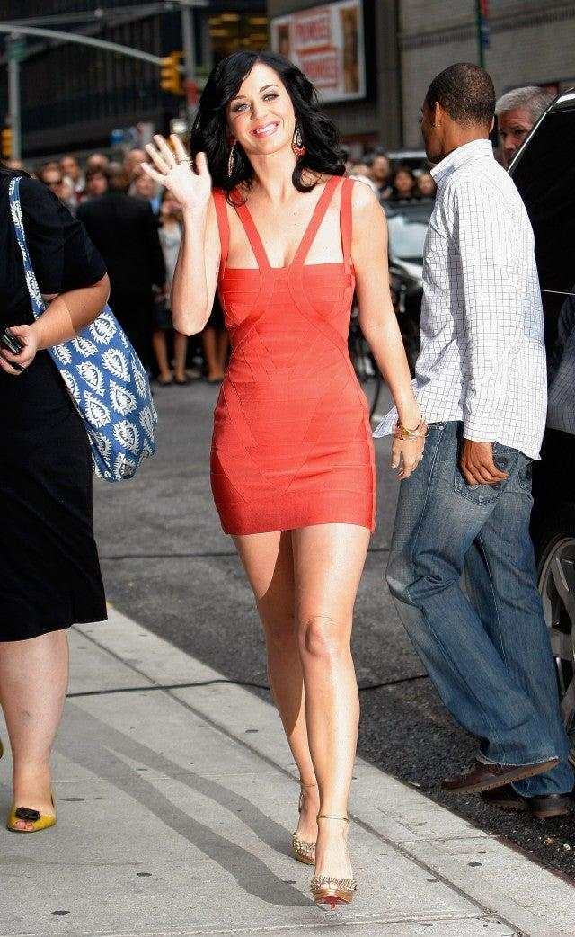 Katy Perry in 2010