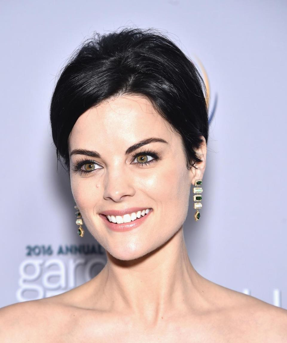 <p>Actress Jaimie Alexander attends the Garden Brunch prior to the 102nd White House Correspondents' Dinner at the Beall-Washington House in Washington, D.C., April 30. <i>(Photo: Dimitrios Kambouris/Getty Images)</i></p>