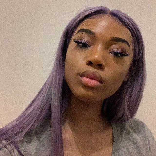 """<p>If your hair can't handle the bleach commitment that lilac hair needs, try experimenting with wigs to get the perfect pastel colour.</p><p><a href=""""https://www.instagram.com/p/BsgsdwRHnhw/"""" rel=""""nofollow noopener"""" target=""""_blank"""" data-ylk=""""slk:See the original post on Instagram"""" class=""""link rapid-noclick-resp"""">See the original post on Instagram</a></p>"""