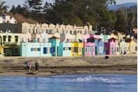 """<p><a href=""""https://www.tripadvisor.com/Tourism-g32168-Capitola_California-Vacations.html"""" rel=""""nofollow noopener"""" target=""""_blank"""" data-ylk=""""slk:This bright and vibrant town"""" class=""""link rapid-noclick-resp"""">This bright and vibrant town</a> is a quiet surf destination for some, a trendy place to shop and eat for others and a place where you can fish off of the wharf if you fit somewhere in between.</p>"""