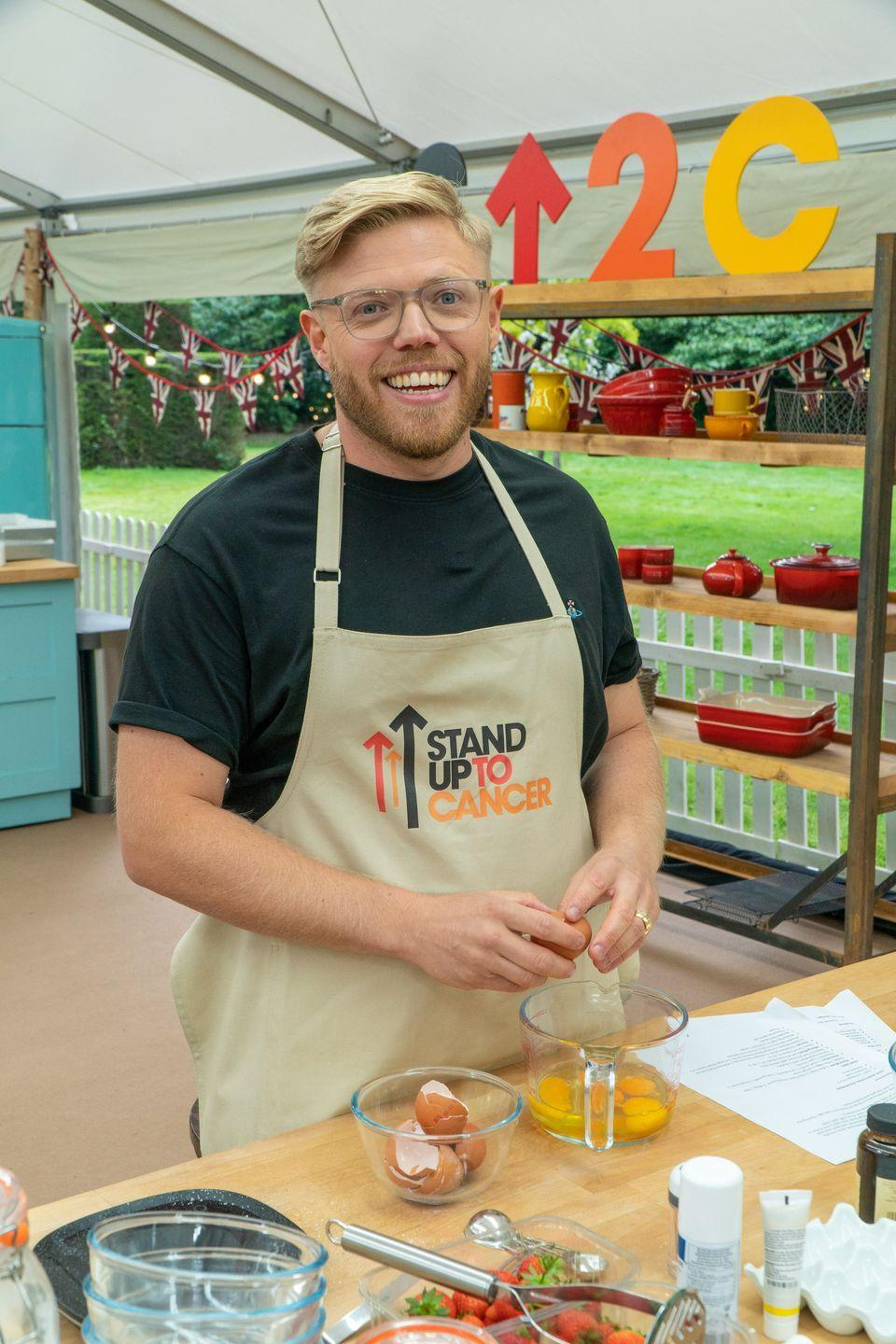 <p>You may recognise comedian Rob's voice in particular as he's the voiceover on Celebs Go Dating.</p>