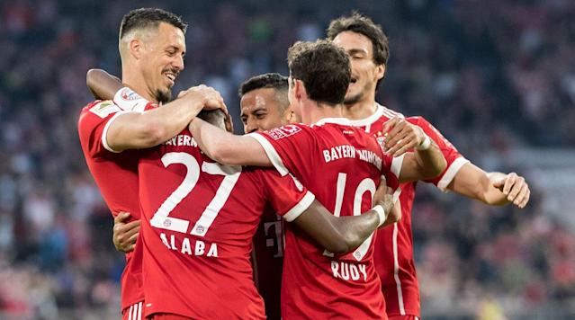 Bayern Munich has already wrapped up the Bundesliga title, and it turns its focus to one of its two remaining cup competitions on Tuesday, when it faces Bayer Leverkusen in the semifinals of the DFB Pokal.