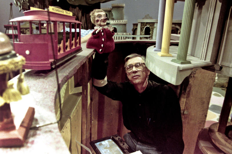 Fred Rogers Photo Gallery