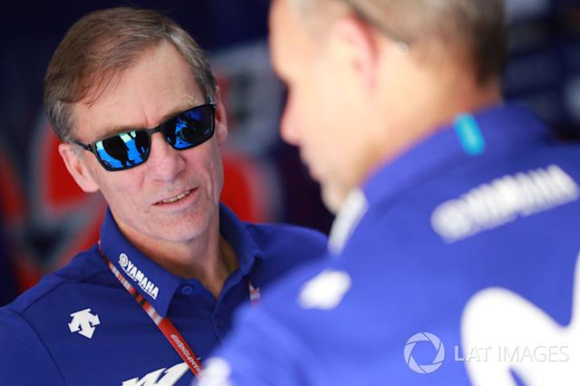 """Lin Jarvis, team manager Yamaha <span class=""""copyright"""">Gold and Goose / Motorsport Images</span>"""