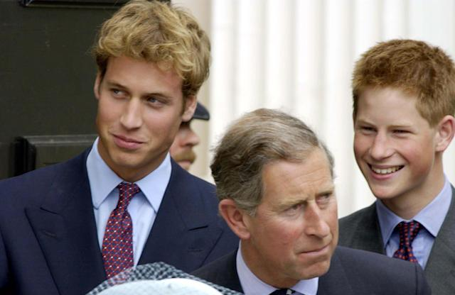 William and Harry were both victims of phone hacking. (Getty Images)