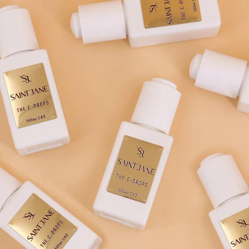 <p><span>Saint Jane Beauty The C-Drops</span> ($90) is vegan, gluten-free, clean at Sephora, and comes in recyclable packaging.</p>