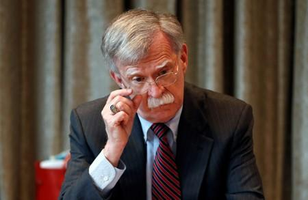 Bolton was odd choice for Trump's foreign policy team